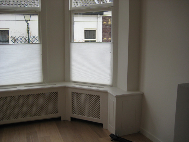 Radiatorombouw met vensterbank maken for Vensterbank praxis