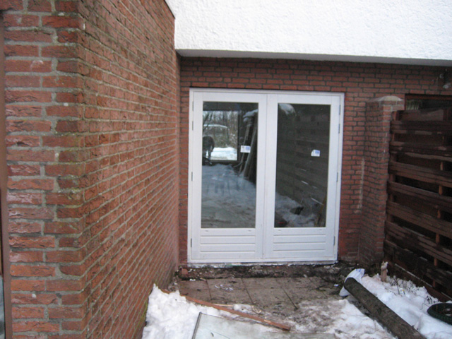 Kozijnen deuren reparatie hubo hillegersberg